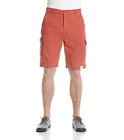 Weatherproof Vintage® Men's Pique Cargo Shorts