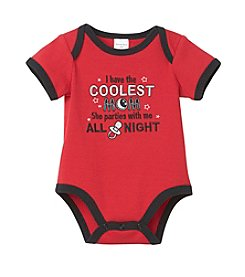 Cuddle Bear® Baby Boys Coolest Mom Bodysuit