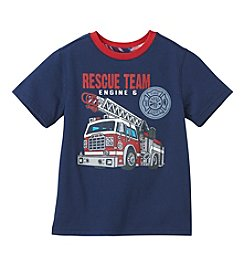 Mix & Match Boys' Rescue Team Short Sleeve Graphic Tee