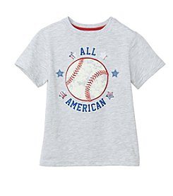 Mix & Match Boys' All American Short Sleeve Graphic Tee