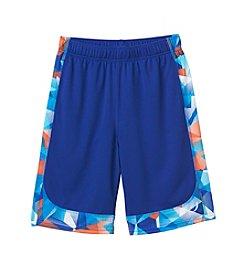 Exertek® Boys' 8-20 Side Curve Shorts
