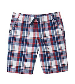 Mix & Match Boys' 4-7 Plaid Shorts