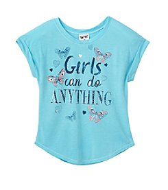Belle du Jour Girls' 7-16 Do Anythng Dolman Top
