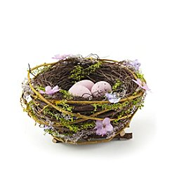 LivingQuarters Decorative Bird Nest
