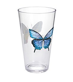 LivingQuarters Botanical Highball Glass