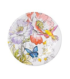 LivingQuarters English Garden Salad Plate