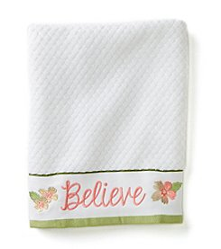 Style Lounge Sentiments Embellished Hand Towel