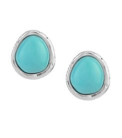 The Sak® Stone Stud Earrings