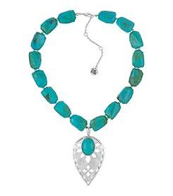 The Sak® Beaded Pendant Necklace