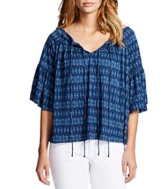 William Rast® Gigi Convertible Knit Top