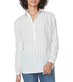 Chaps® Striped Cotton Shirt
