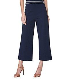Chaps® Wide-Leg Capri Pants