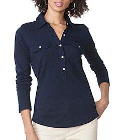 Chaps® Jersey Polo Shirt