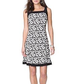 Chaps® Two Tone Dress