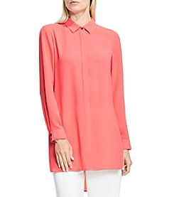 Vince Camuto® Button Front Blouse
