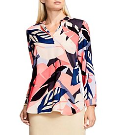 Vince Camuto® Modern Tropics Blouse