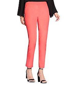 Vince Camuto® Ankle Zip Pants