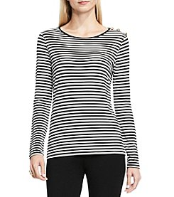 Vince Camuto® Duo Stripe Top