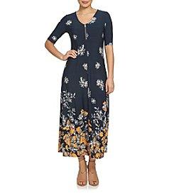 Chaus Long Floral Dress