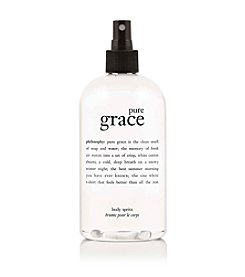 philosophy® Pure Grace Perfumed Body Spritz 8oz.