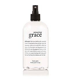 philosophy® Amazing Grace Perfumed Body Spritz 8 oz.
