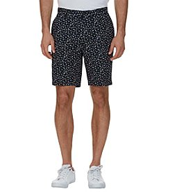 Nautica® Men's Classic Fit Anchor Print Shorts