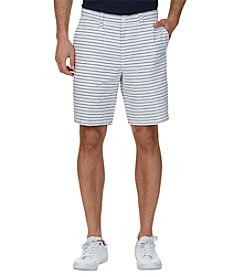 Nautica® Men's Classic Fit Striped Shorts