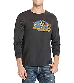 Polo Ralph Lauren® Men's Long Sleeve T-Shirt