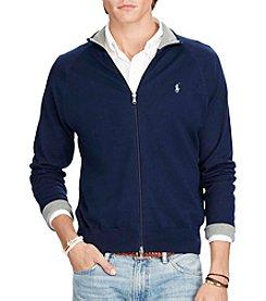 Polo Ralph Lauren® Men's Long Sleeve Full-Zip Sweater
