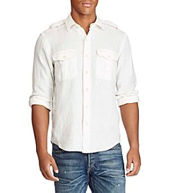 Polo Ralph Lauren® Men's Long Sleeve Utility Button Down Shirt