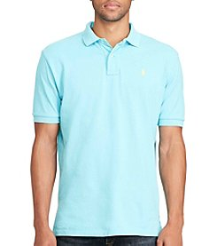 Polo Ralph Lauren® Men's Short Sleeve Solid Classic Mesh Polo