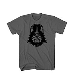 Mad Engine Men's Big & Tall Faded Vader  Tee