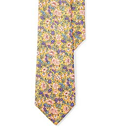 Lauren Ralph Lauren® Men's Multi Color Floral Tie