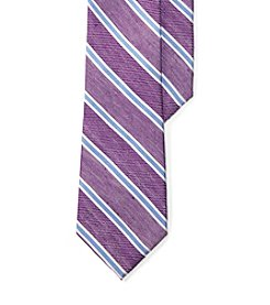 Lauren Ralph Lauren® Men's Striped Twill Tie