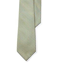 Lauren Ralph Lauren® Men's Geometric Silk Jacquard Tie