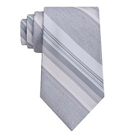 Calvin Klein Men's Horizon Strip Classic Tie