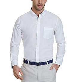 Nautica® Men's Slim Fit Button Down Shirt