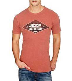 Lucky Brand® Men's Jeep Spirit Grill Tee