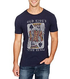 Lucky Brand® Men's King's Poker Hall Tee