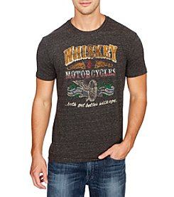 Lucky Brand® Men's Whiskey Motorcycle Tee
