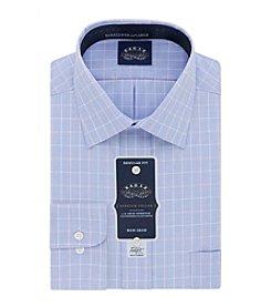 Eagle® Men's Regular Fit Plaid Dress Shirt
