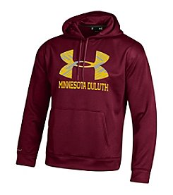 Under Armour® NCAA® Minnesota Duluth Bulldogs Men's Storm Fleece Hoodie