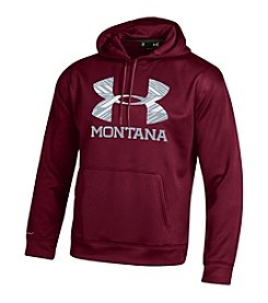 Under Armour® NCAA® Montana Grizzlies Men's Storm Fleece Hoodie