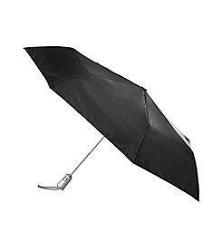 totes® Sunguard® Auto Open Close Umbrella With NeverWet®