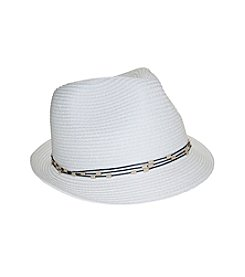 Nine West® Packable Fedora Hat