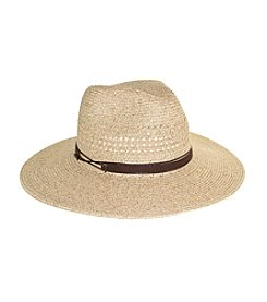 Nine West® Packable Panama Hat