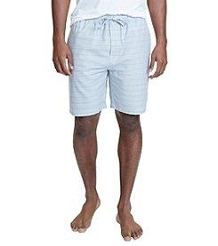 Nautica® Men's Plaid Grid Sleep Shorts