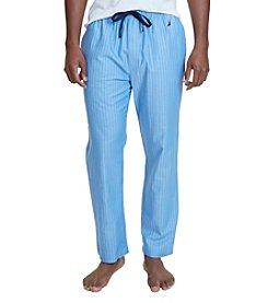 Nautica® Men's Woven Stripe Pajama Pants