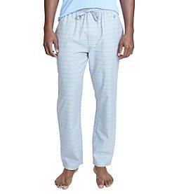 Nautica® Men's Plaid Grid Pajama Pants