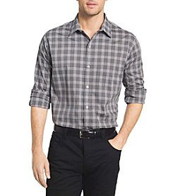 Van Heusen® Men's Traveler Long Sleeve Button Down Shirt